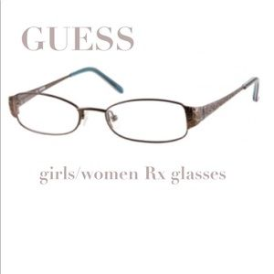 GUESS 💛 Prescription Eyeglasses Bronze 9037N